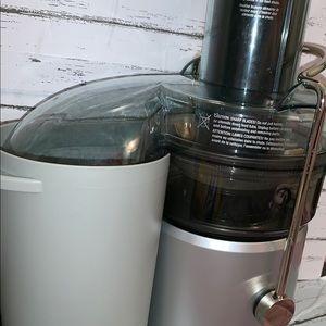 Breville Juice FountainPlus JE98XL Electric Juicer